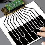 Rousseau-Inspired Raspberry Pi Zero LED Piano Visualiser