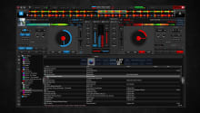 VirtualDJ 2018 Beta: Videoskins + Shaders, Scratch