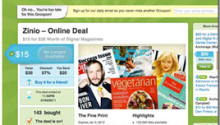Zinio Newsstand Back Up After Some Services Down For Four