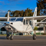 Flying the G8 Airvan