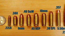 Handgun Calibers The Definitive Guide