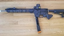 Review] New Frontier Armory C-9: Side-Charging 9mm - Pew Pew Tactical